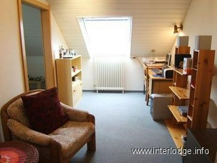 INTERLODGE Möbliertes Apartment mit guter Ausstattung in Uni-Nähe in Bochum-Wiemelhausen - Wohnen auf Zeit - Bild 1