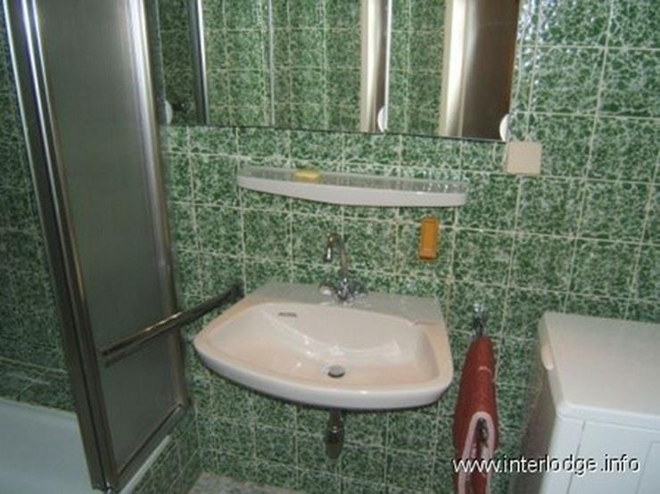 Bild 6: INTERLODGE Möblierte Wohnung mit Terrasse und Gartennutzung in ruhiger Lage in Bochum-Sti...