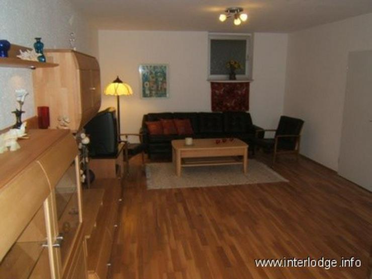Bild 3: INTERLODGE Möblierte Wohnung mit Terrasse und Gartennutzung in ruhiger Lage in Bochum-Sti...