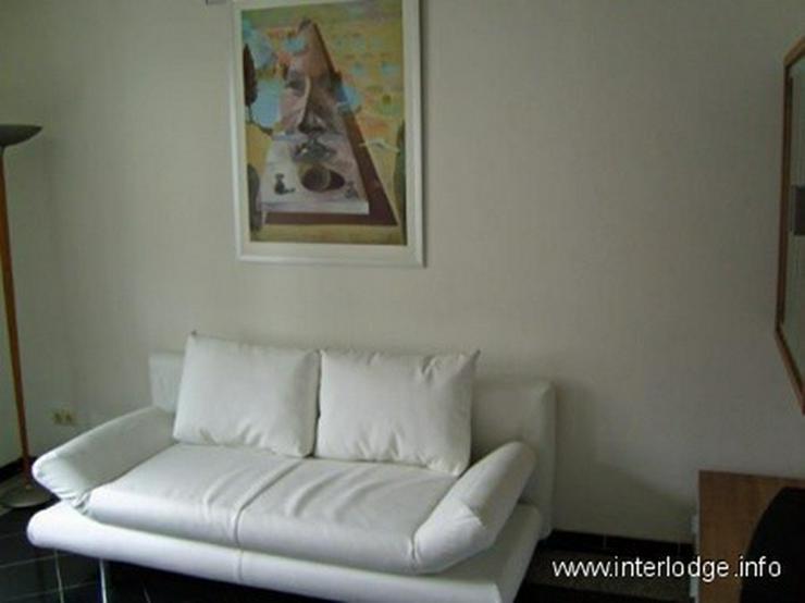 Bild 2: INTERLODGE Modern möbliertes Apartment in ruhiger, aber verkehrsgünstiger Lage in Bochum...