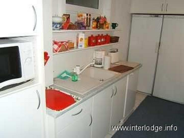Bild 5: INTERLODGE Zeitlos möbliertes Apartment für Wochenendheimfahrer in grüner Lage in Bochu...