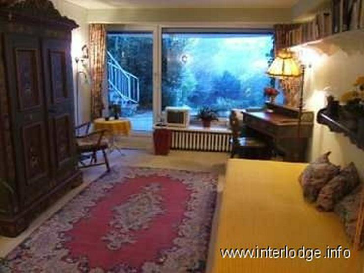 INTERLODGE Zeitlos möbliertes Apartment für Wochenendheimfahrer in grüner Lage in Bochu... - Wohnen auf Zeit - Bild 1