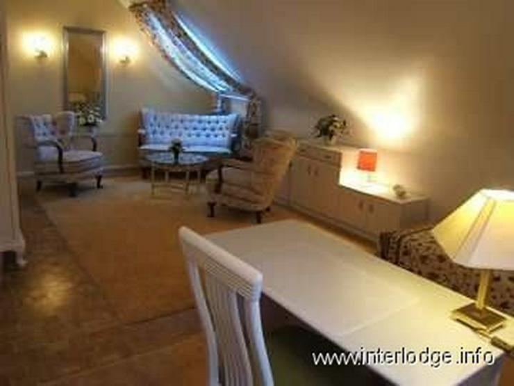 Bild 3: INTERLODGE Zeitlos möbliertes Apartment für Wochenendheimfahrer in grüner Lage in Bochu...