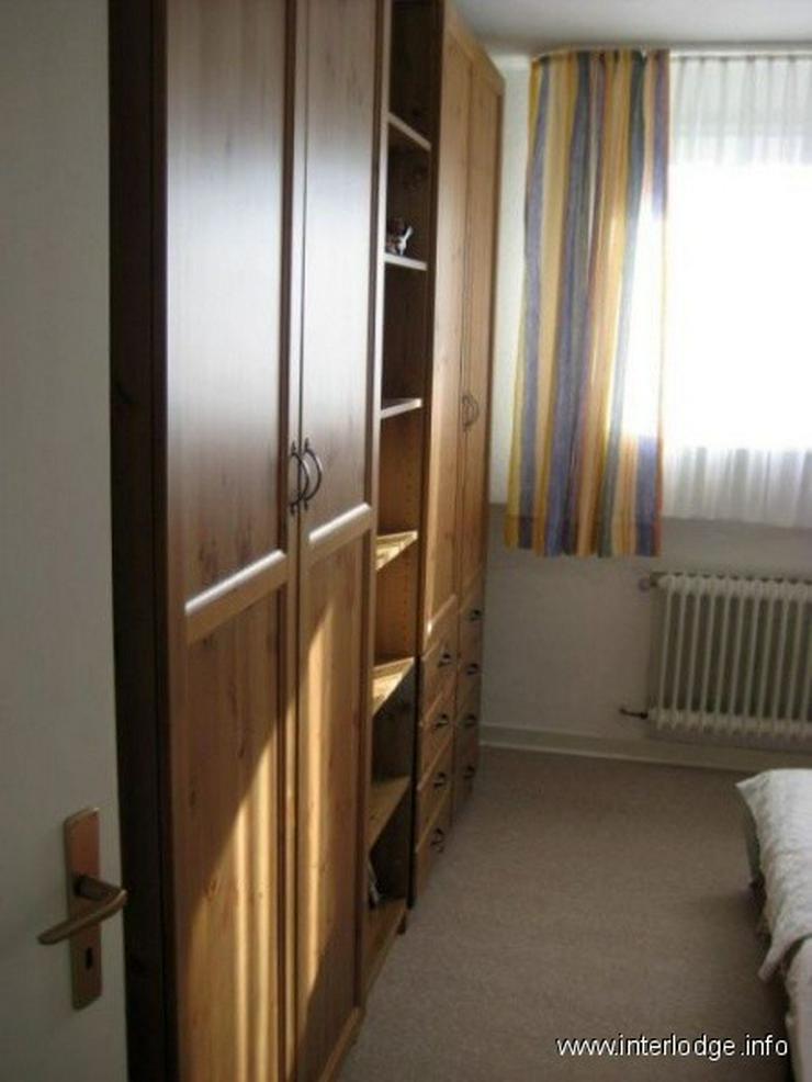 Bild 3: INTERLODGE Sehr ruhig gelegene, kleine, komplett möblierte Wohnung in Düsseldorf-Heerdt