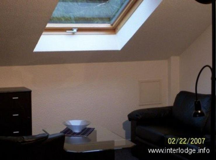 Bild 4: INTERLODGE Möbliertes Dachgeschossapartment mit guter Ausstattung in Bochum-Hiltrop