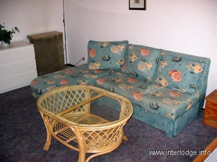 Bild 1: INTERLODGE Freundlich eingerichtetes Gästezimmer für 2 Personen in Düsseldorf-Oberbilk