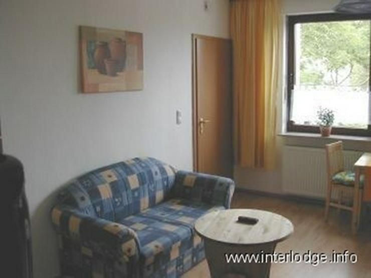 INTERLODGE Möbliertes Apartment in ruhiger Lage im Naherholungsgebiet in Bochum-Weitmar - Wohnen auf Zeit - Bild 1