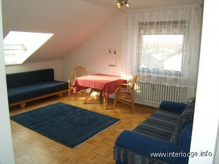 INTERLODGE Modern möblierte Wohnung in ruhiger Innenstadtrandlage in Bochum-Altenbochum - Wohnen auf Zeit - Bild 1