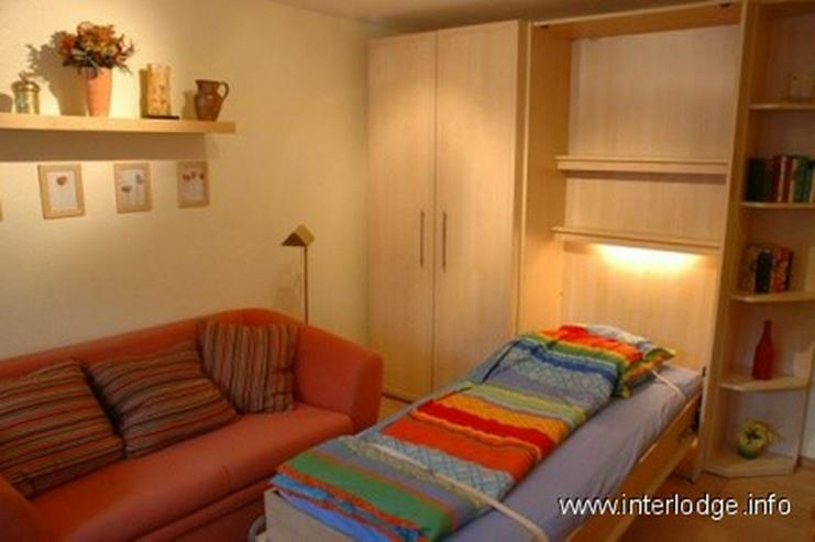 Bild 3: INTERLODGE Modern möbliertes Apartment mit Terrasse in Düsseldorf-Wersten.