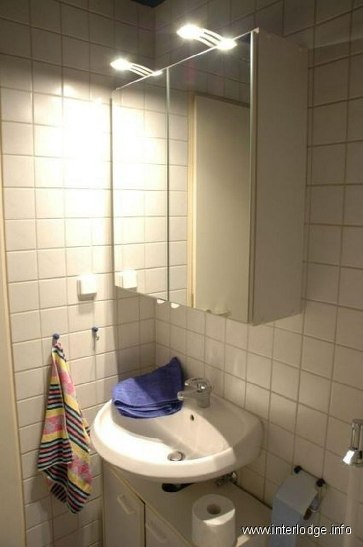 Bild 6: INTERLODGE Modern möbliertes Apartment mit Terrasse in Düsseldorf-Wersten.