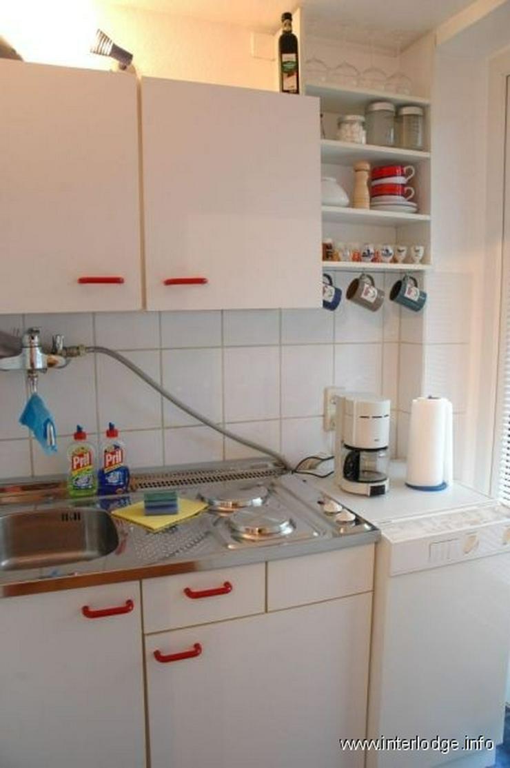 Bild 4: INTERLODGE Modern möbliertes Apartment mit Terrasse in Düsseldorf-Wersten.