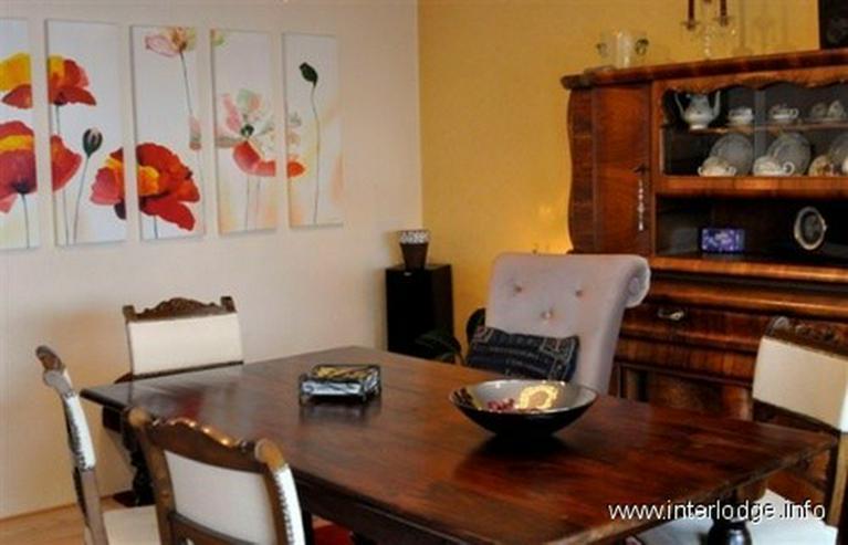 Bild 3: INTERLODGE Hochwertig möblierte Wohnung mit Balkon im Naturschutzgebiet in Bochum-Hordel