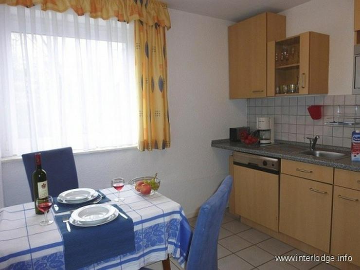 Bild 4: INTERLODGE Klassisch möbliertes Apartment mit Terrasse am Uni-Center in Bochum-Querenburg