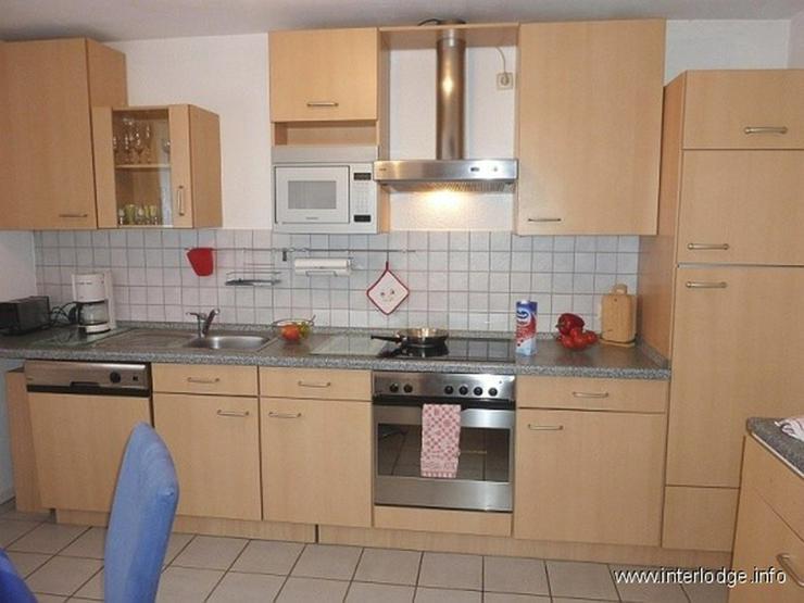 Bild 3: INTERLODGE Klassisch möbliertes Apartment mit Terrasse am Uni-Center in Bochum-Querenburg