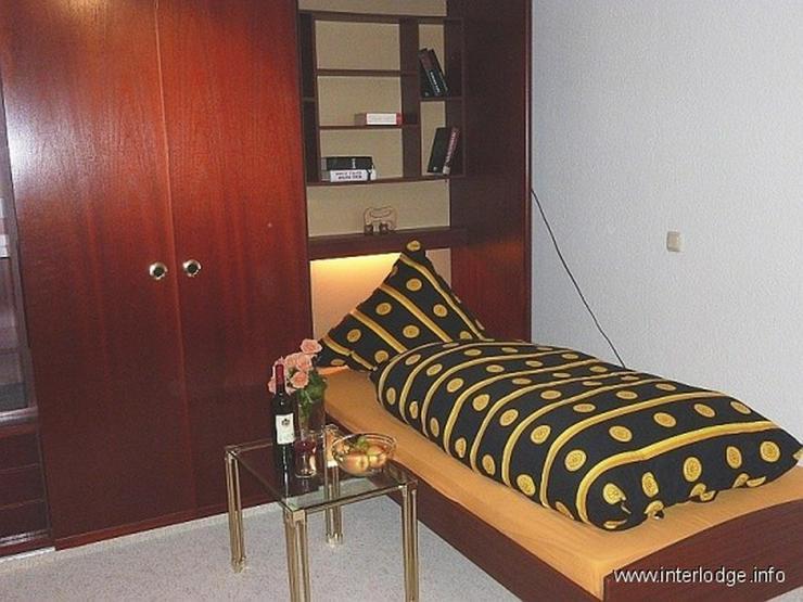 Bild 5: INTERLODGE Klassisch möbliertes Apartment mit Terrasse am Uni-Center in Bochum-Querenburg