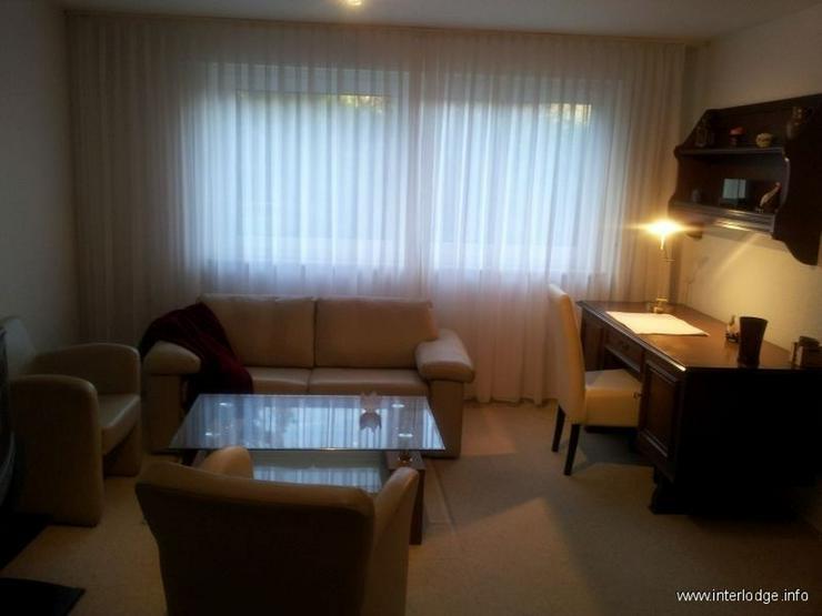 Bild 2: INTERLODGE Klassisch möbliertes Apartment mit Terrasse am Uni-Center in Bochum-Querenburg