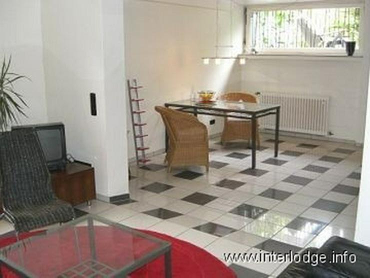 INTERLODGE Möblierte Wohnung - Tiefparterre mit Gartennutzung in grüner Lage in Bochum-S... - Wohnen auf Zeit - Bild 1