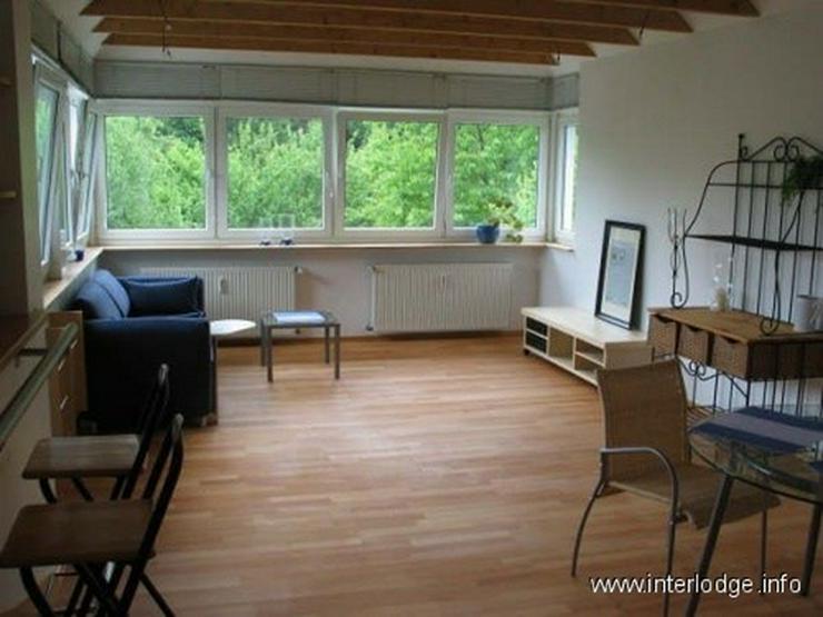 Bild 2: INTERLODGE Möblierte Komfortwohnung mit hochwertiger, moderner Ausstattung in Bochum-Watt...