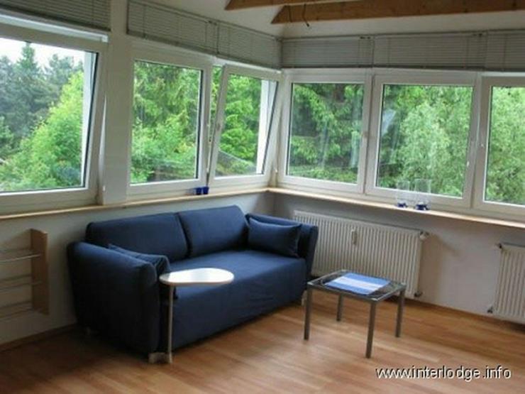 INTERLODGE Möblierte Komfortwohnung mit hochwertiger, moderner Ausstattung in Bochum-Watt... - Wohnen auf Zeit - Bild 1