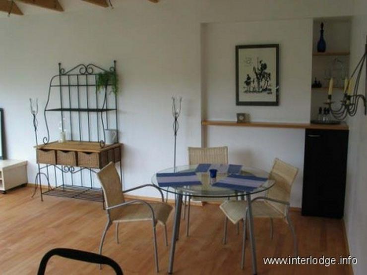 Bild 5: INTERLODGE Möblierte Komfortwohnung mit hochwertiger, moderner Ausstattung in Bochum-Watt...