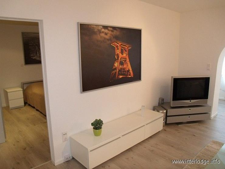 Bild 2: INTERLODGE Sehr schick möblierte Wohnung im Hochparterre in guter Lage in Essen-Frohnhaus...