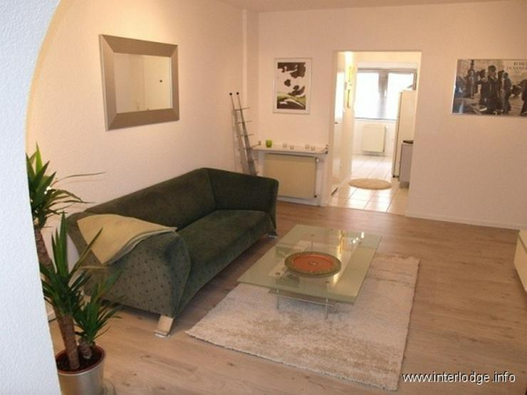 INTERLODGE Sehr schick möblierte Wohnung im Hochparterre in guter Lage in Essen-Frohnhaus... - Wohnen auf Zeit - Bild 1