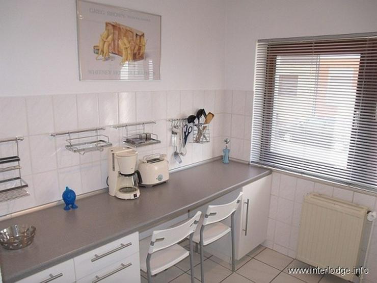 Bild 4: INTERLODGE Sehr schick möblierte Wohnung im Hochparterre in guter Lage in Essen-Frohnhaus...