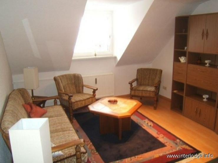 INTERLODGE Komfortabel möbliertes Dachgeschossapartment in Essen-Altendorf - Wohnen auf Zeit - Bild 1