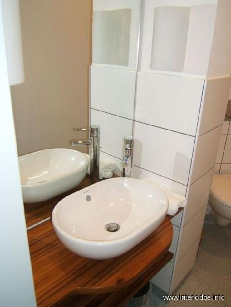 Bild 4: INTERLODGE Möbliertes Apartment inkl. Reinigungsservice im sanierten Altbau in Essen-Rüt...