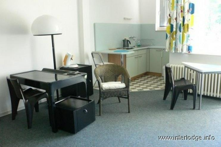 INTERLODGE Möbliertes Apartment inkl. Reinigungsservice im sanierten Altbau in Essen-Rüt... - Wohnen auf Zeit - Bild 1