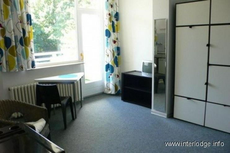 Bild 3: INTERLODGE Möbliertes Apartment inkl. Reinigungsservice im sanierten Altbau in Essen-Rüt...