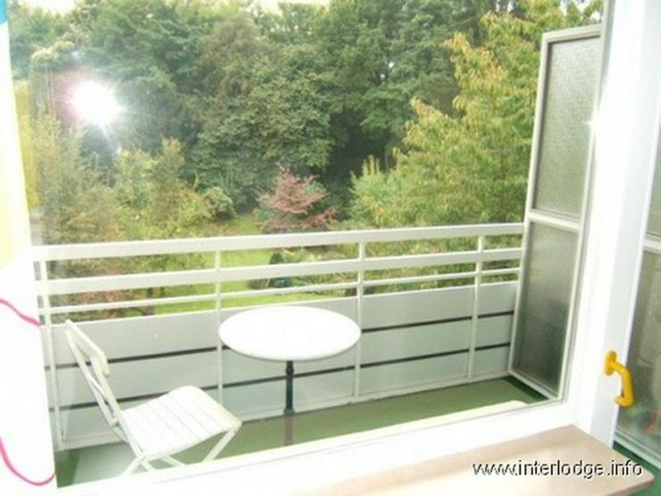 INTERLODGE Möbliertes Apartment mit Südbalkon in saniertem Altbau in Essen-Rüttenscheid - Wohnen auf Zeit - Bild 1