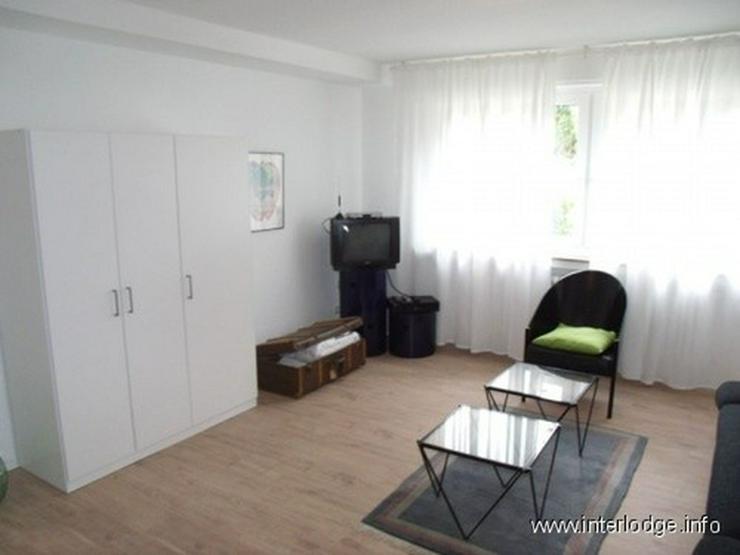 Bild 4: INTERLODGE Modernes, komplett möbliertes Apartment mit Flair in Essen-Frohnhausen