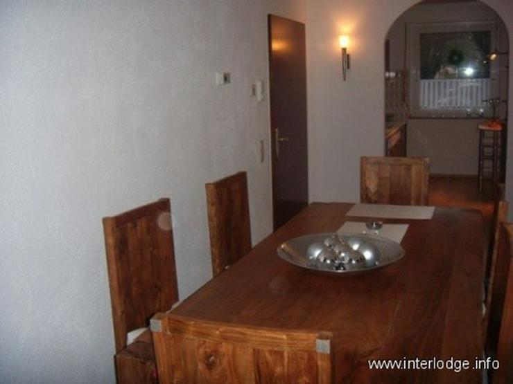 Bild 6: INTERLODGE Große möblierte Wohnung mit Arbeitszimmer und Balkon in grüner Lage in Essen...