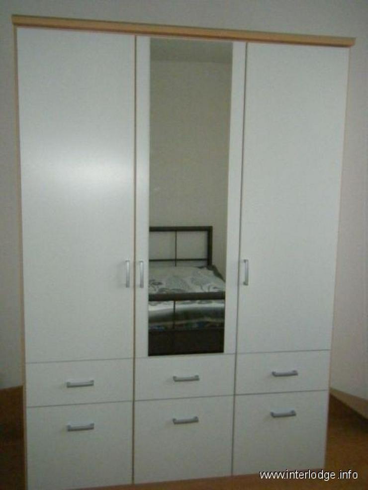 Bild 5: INTERLODGE Große möblierte Wohnung mit Arbeitszimmer und Balkon in grüner Lage in Essen...