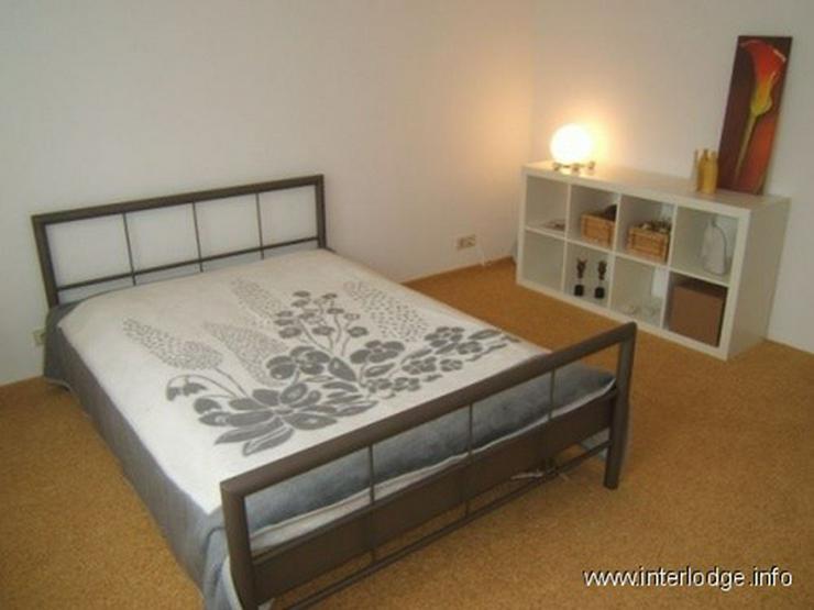 Bild 4: INTERLODGE Große möblierte Wohnung mit Arbeitszimmer und Balkon in grüner Lage in Essen...