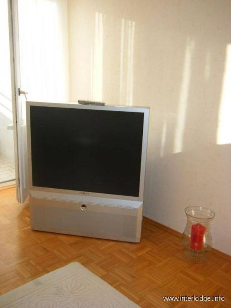 Bild 3: INTERLODGE Große möblierte Wohnung mit Arbeitszimmer und Balkon in grüner Lage in Essen...