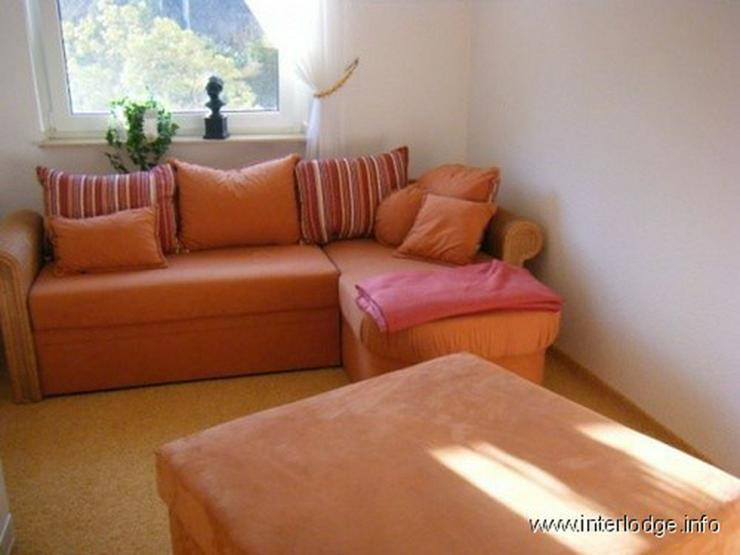 Bild 2: INTERLODGE Große möblierte Wohnung mit Arbeitszimmer und Balkon in grüner Lage in Essen...