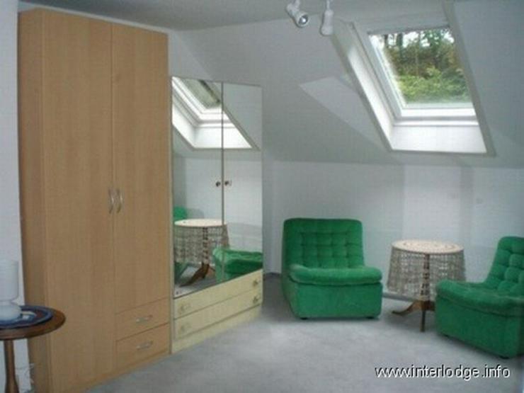 Bild 4: INTERLODGE Möblierte Maisonettewohnung mit Terrasse und eigenem Eingang in Essen-Steele