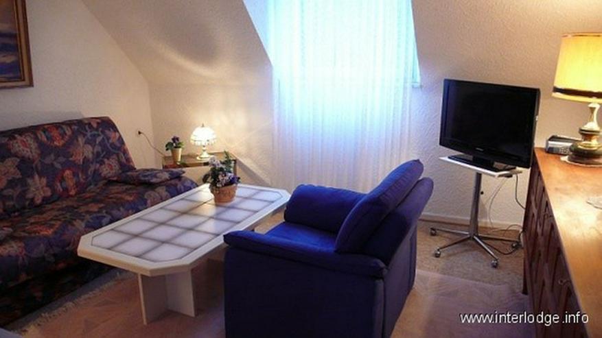 Bild 2: INTERLODGE Möblierte Etagenwohnung mit Komfortausstattung in ruhiger, grüner Lage in Ess...