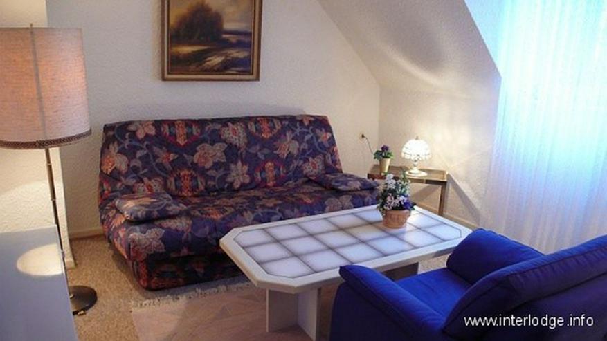 Bild 3: INTERLODGE Möblierte Etagenwohnung mit Komfortausstattung in ruhiger, grüner Lage in Ess...