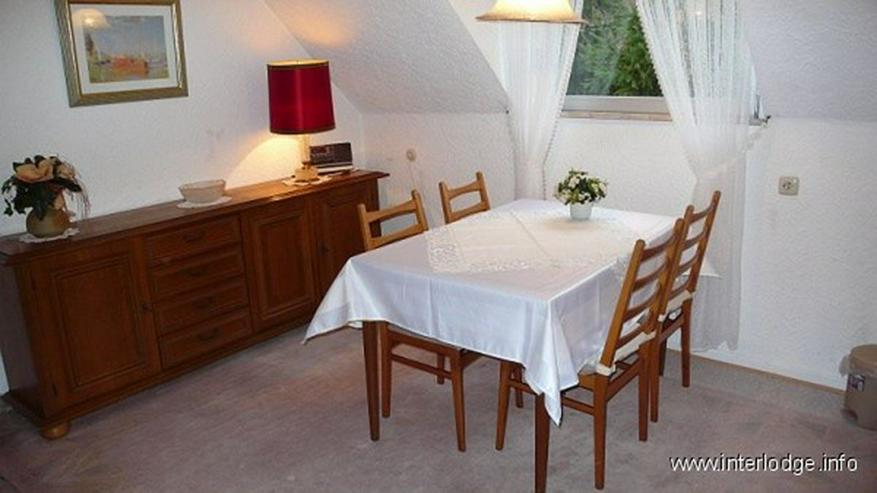 Bild 5: INTERLODGE Möblierte Etagenwohnung mit Komfortausstattung in ruhiger, grüner Lage in Ess...