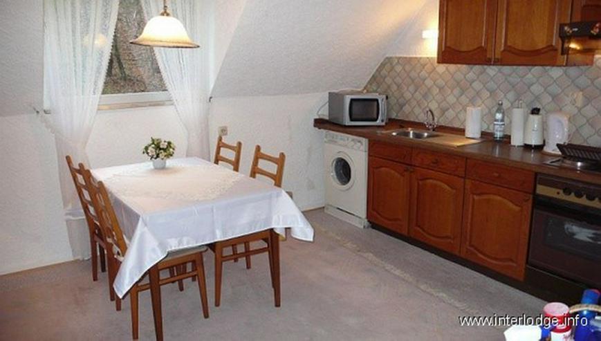 Bild 4: INTERLODGE Möblierte Etagenwohnung mit Komfortausstattung in ruhiger, grüner Lage in Ess...
