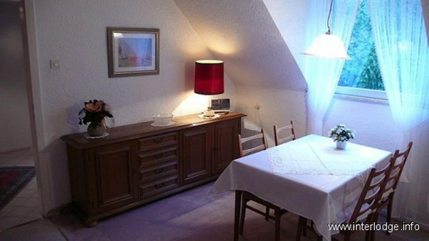 INTERLODGE Möblierte Etagenwohnung mit Komfortausstattung in ruhiger, grüner Lage in Ess... - Wohnen auf Zeit - Bild 1