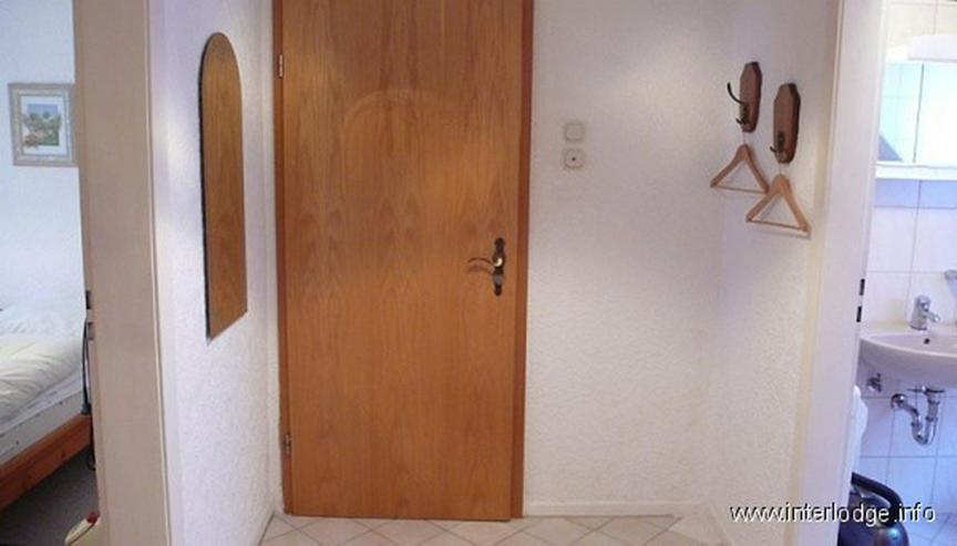 Bild 6: INTERLODGE Möblierte Etagenwohnung mit Komfortausstattung in ruhiger, grüner Lage in Ess...