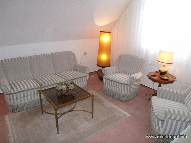 INTERLODGE Möblierte Etagenwohnung im freistehenden Haus in ruhiger, grüner Lage in Esse... - Wohnen auf Zeit - Bild 1