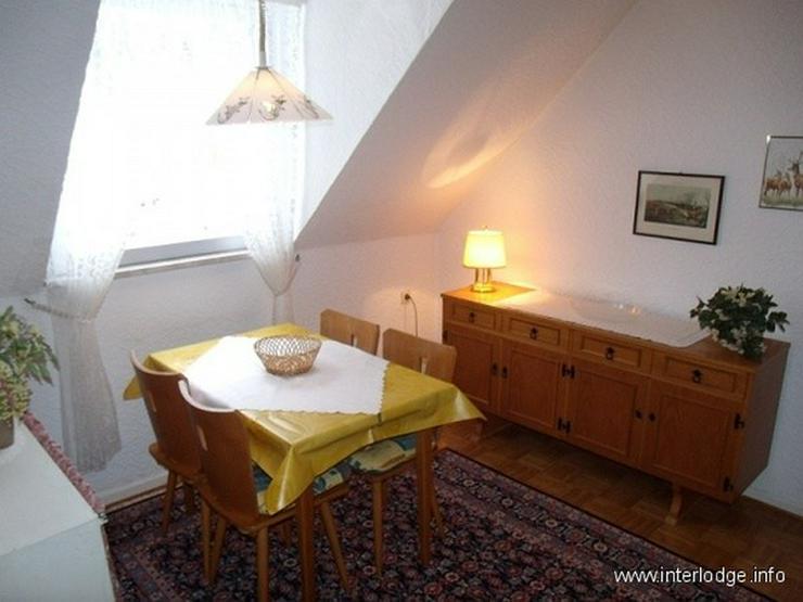 Bild 5: INTERLODGE Möblierte Etagenwohnung im freistehenden Haus in ruhiger, grüner Lage in Esse...