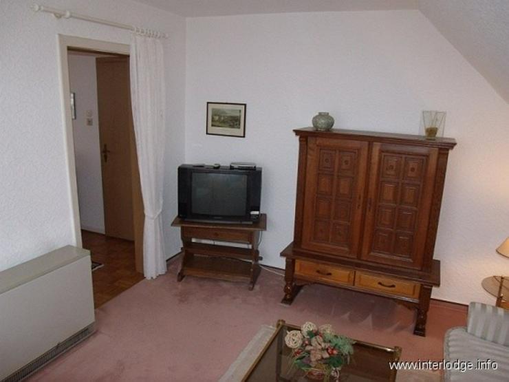 Bild 3: INTERLODGE Möblierte Etagenwohnung im freistehenden Haus in ruhiger, grüner Lage in Esse...