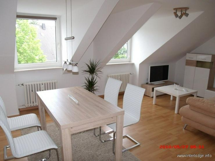 Bild 4: INTERLODGE Modern möblierte, helle Dachgeschosswohnung, ungsservice in Essen-Bredeney