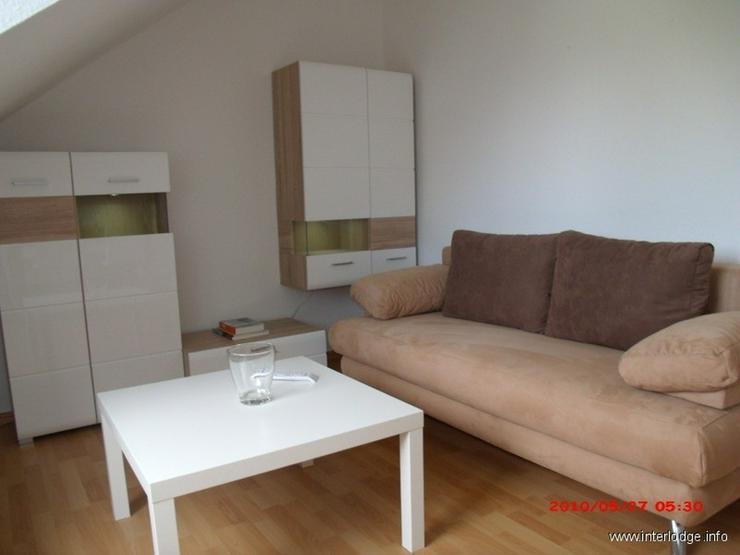Bild 3: INTERLODGE Modern möblierte, helle Dachgeschosswohnung, ungsservice in Essen-Bredeney